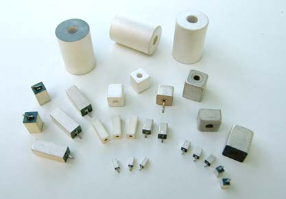 T-Ceram - Frequency filters, Microwave ceramics, Coaxial resonators